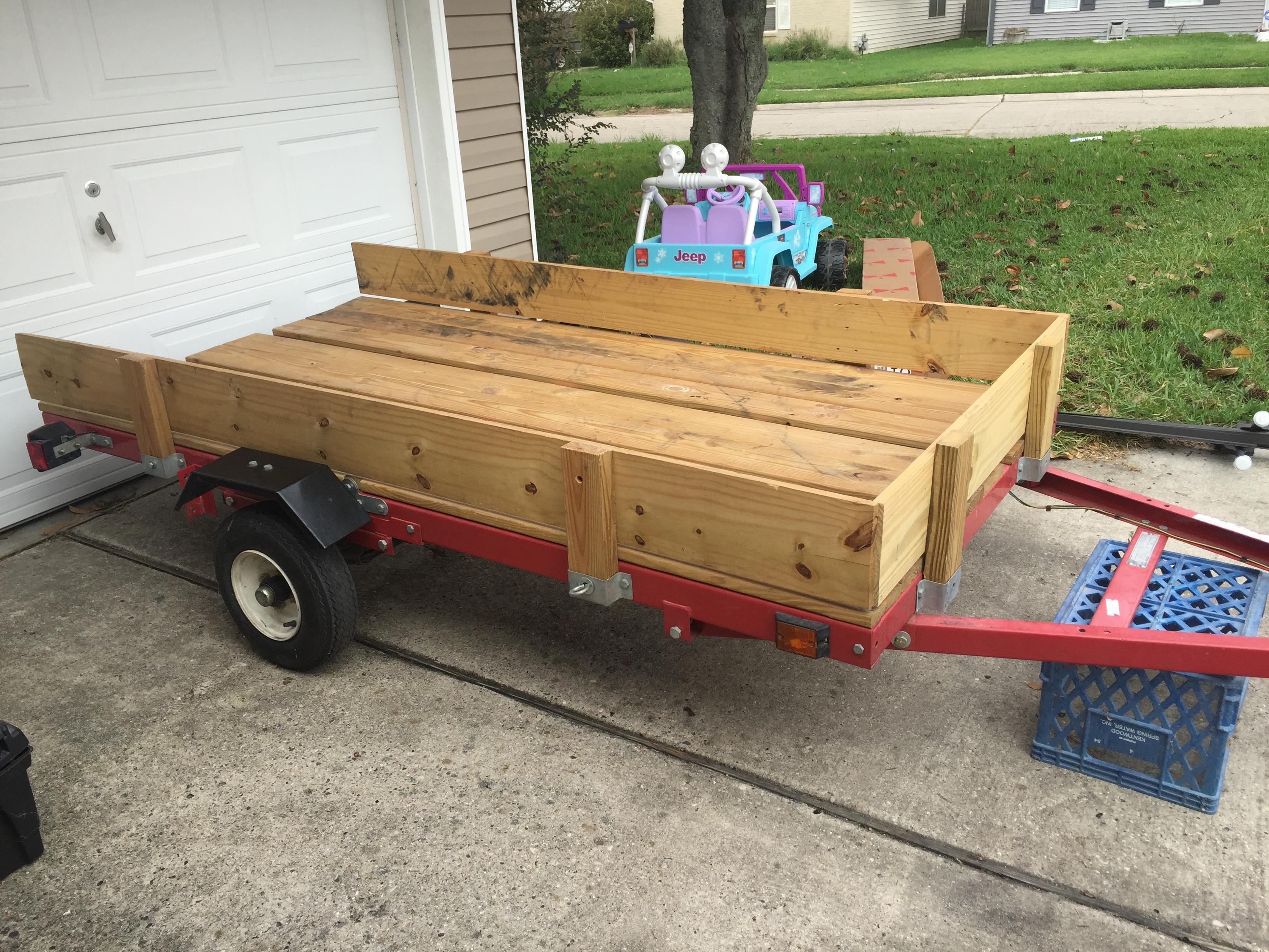 wts 4x8 utility trailer